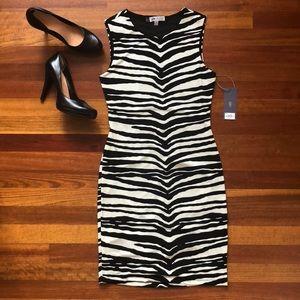 Jennifer Lopez Printed Dress